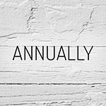 """""""annual"""""""
