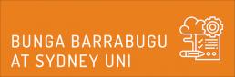 Bunga Barrabugu at Sydney Uni