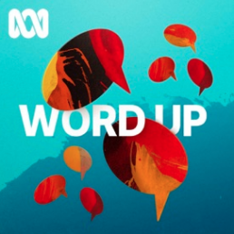 ABC Word Up Podcast Cover Art