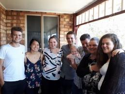 Liz Savva and Family