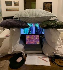 Alex's Pillow Fort